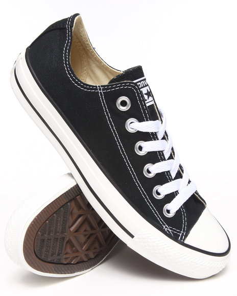Converse Black Chuck Taylor All Star Core Ox Sneakers