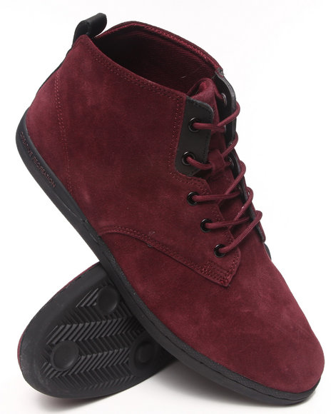 Creative Recreation - Men Maroon,Red Vito Sneaker Shoe