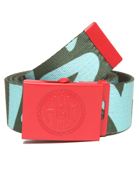 Akoo Heart Break Belt Green