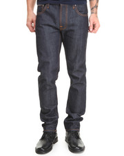 Denim - Thin Finn Organic Dry Heavy Selvedge Jeans