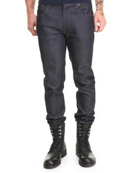 Nudie Jeans - Thin Finn Organic Dry Dark Grey Jeans