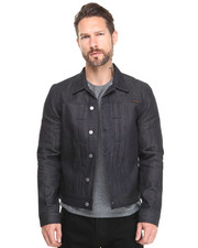 Men - Sonny Organic Dry Clean Selvedge Denim Jacket
