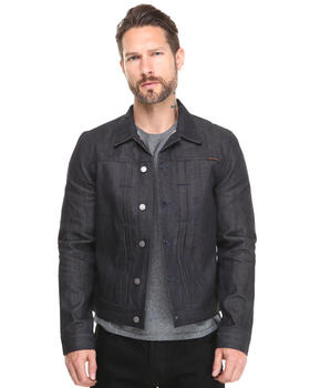 Nudie Jeans - Sonny Organic Dry Clean Selvedge Denim Jacket