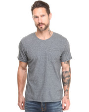 Shirts - Roundneck Pocket Tee