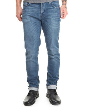 Nudie Jeans - Grim Tim Organic Green Symphony Jeans