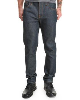 Nudie Jeans - Grim Tim Organic Dry Greencast