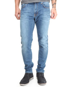Nudie Jeans - Tape Ted Organic Blue Esmeralds Jeans