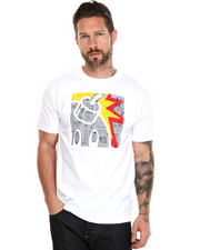 Shirts - Geo Square Adam Tee