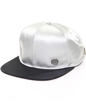 G-STAR - Silver Liquid Sateen Hat
