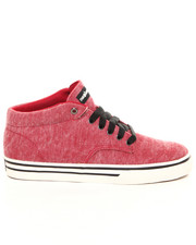 Shoes - Johnson Mid Acid Wash Jute Sneakers