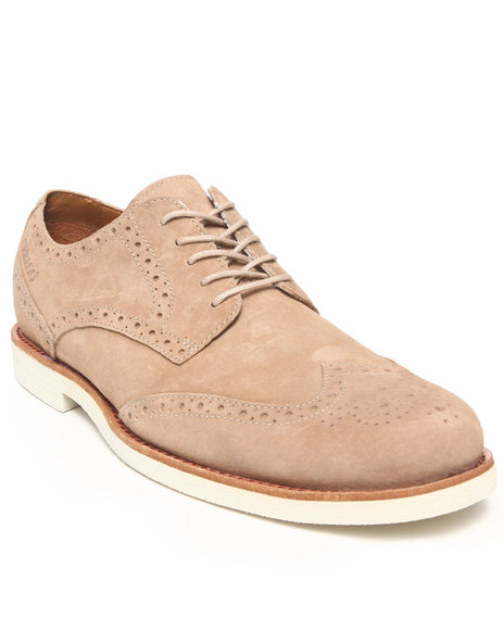 Sebago Tan Thayer Oxford Shoe