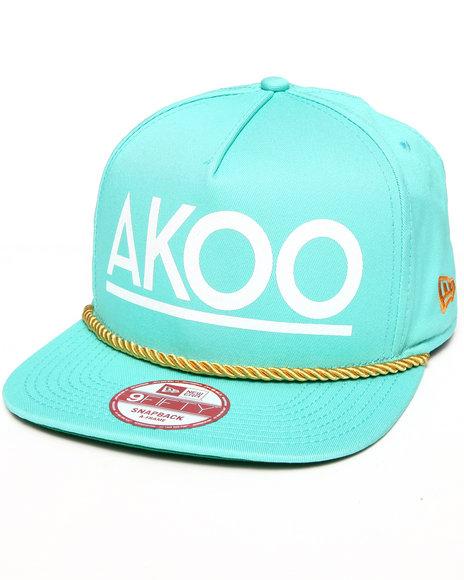 Akoo Deja Vu Akoo Snapback Cap Light Blue