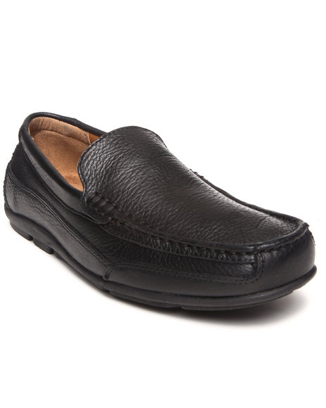 Sebago Black Captain Boat Shoe