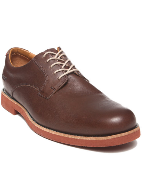 Sebago Brown Thayer Oxford Shoe