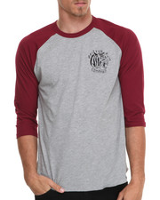 Men - Deacon 3/4 Sleeve Baseball Tee