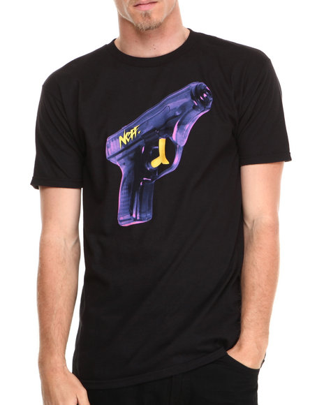 Neff Black P-Shooter Tee