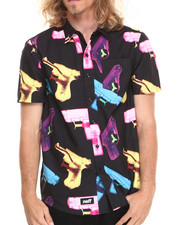 Neff - P-Shooter S/S Button Down Shirt