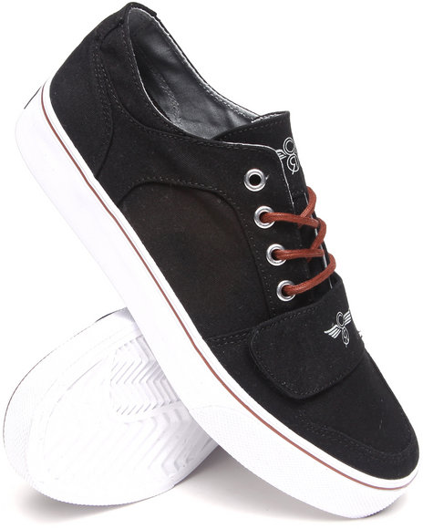 Creative Recreation - Men Black Cesario Lo Xvi Sneaker - $34.99