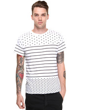 DJP OUTLET - Geo Graphic Tee