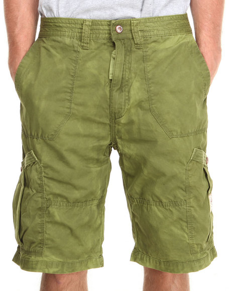 Akoo - Men Green Breakin' Shorts