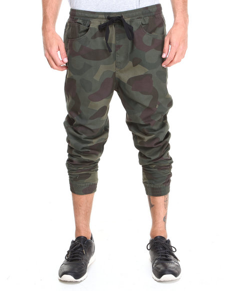 Allston Outfitter Camo Carrot Pants