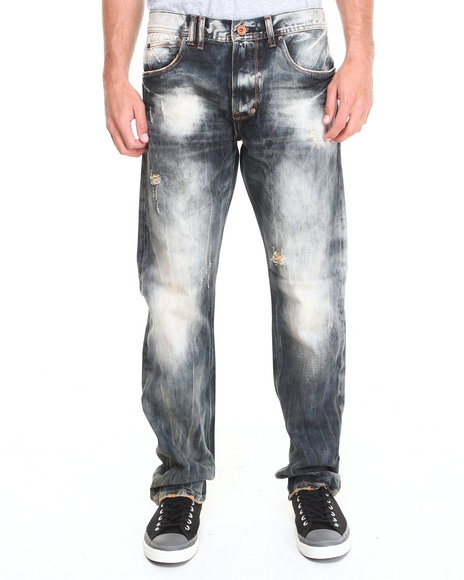 AKOO Blue Fever Jeans