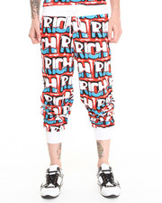 Sweatpants - Rich Graffiti Sweatpants