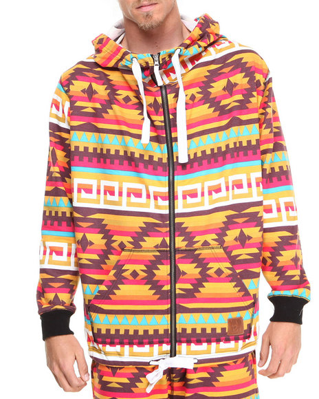 Allston Outfitter Multi Aztez Hoodie