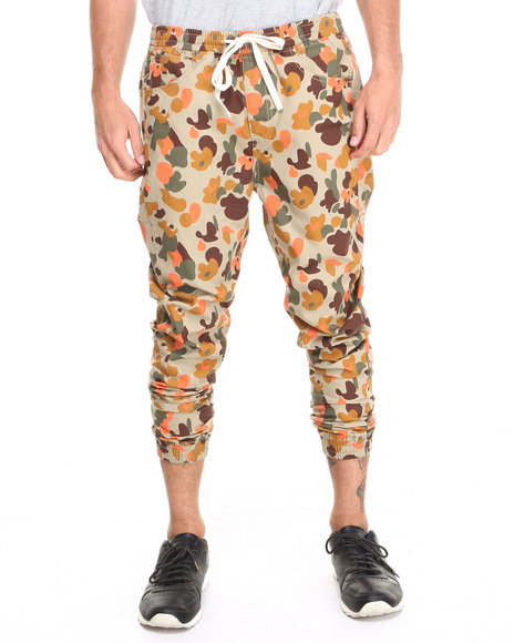 Allston Outfitter Multi Carrot Pants