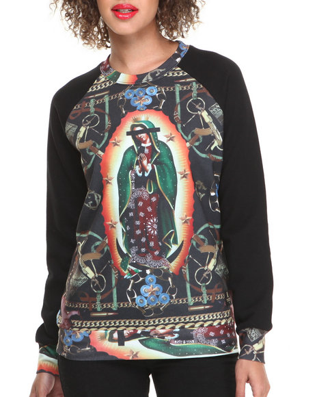 Crooks & Castles Multi Apparation Crew Sweatshirt