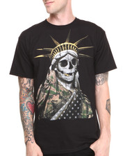 Men - Lady Liberty Tee