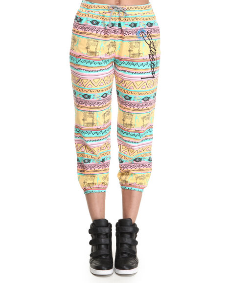 Stussy - Women Multi Chongo Beach Pants