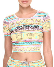 Women - Chongo Crop Top
