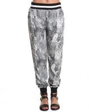 Pants - Geo Print Athletic Pant