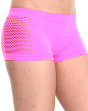 Intimates & Sleepwear - Fishnet Sides Seamless Short