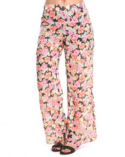 Women - Floral Palazzo Pant