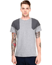 DJP OUTLET - Panel Shoulder Tee