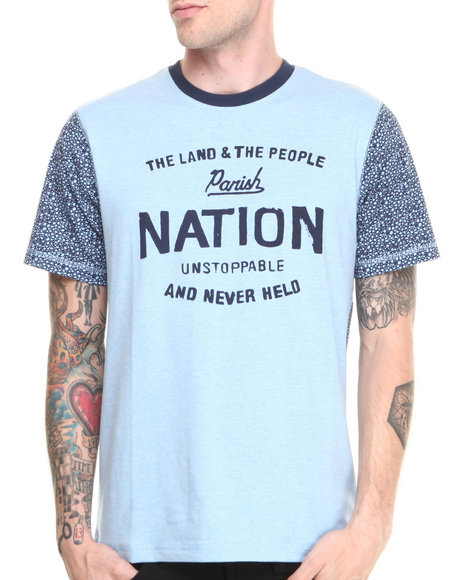 Parish Blue Lakota T-Shirt