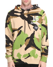 Men - Comando Hoody