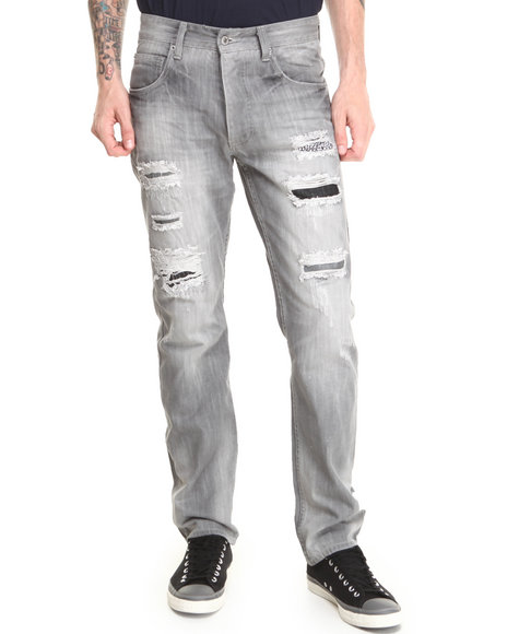 Parish Black Black Hills Denim Jeans