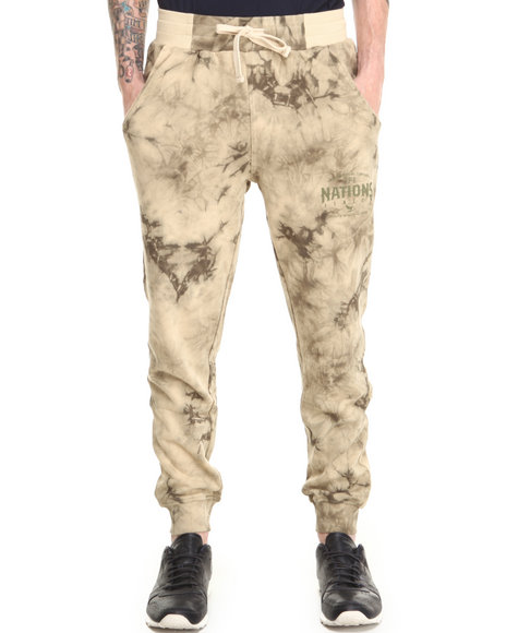 Parish Olive Jimi Sweatpant