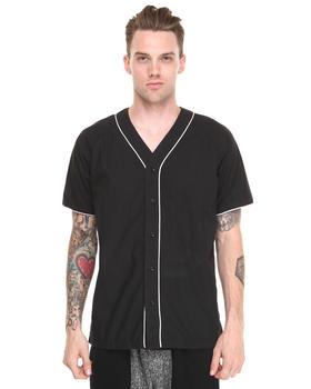 Shades of Grey by Micah Cohen - Baseball Shirt