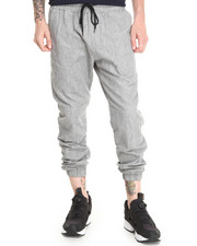 -FEATURES- - Speckled Grey Pant