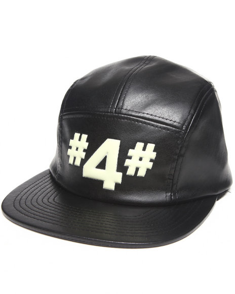 Hall Of Fame #4# 5-Panel Cap Black
