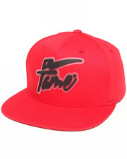 Men - Champion Rubber Snapback Cap