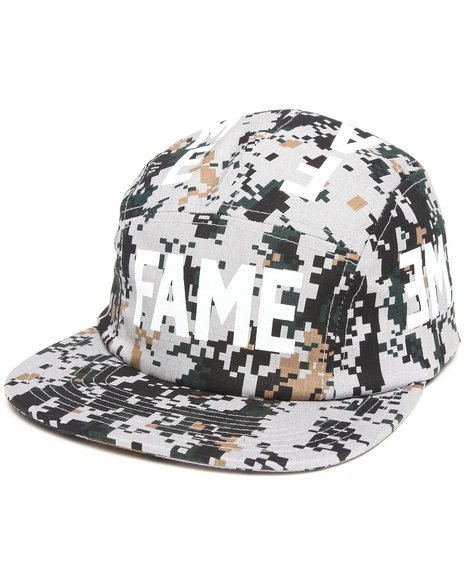 Hall Of Fame Reflect Camo 5-Panel Cap Camo
