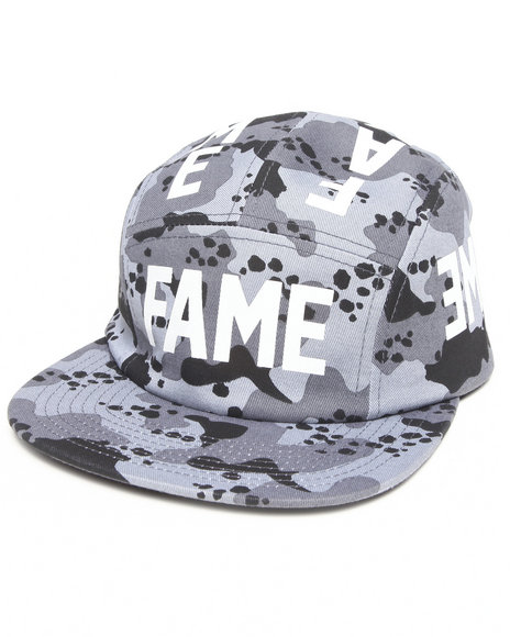 Hall Of Fame Men Reflect Camo 5-Panel Cap Camo