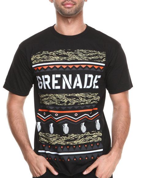 Grenade Black Haratin Oasis Tee