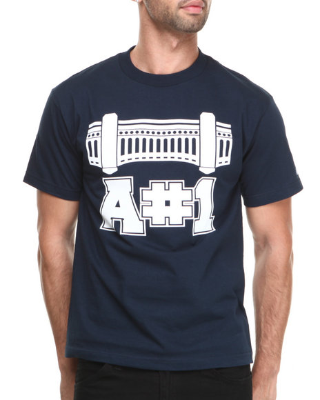 Hall of Fame Navy A#1 Tee