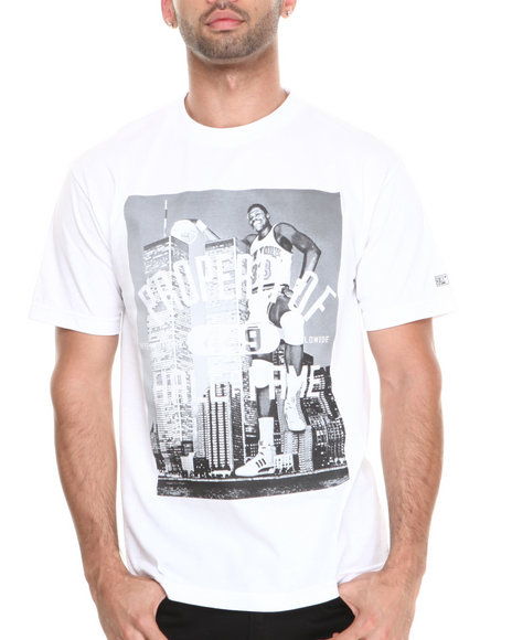Hall of Fame White Knockout 9.0 Tee